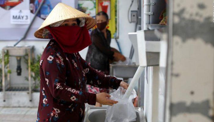 May phat gao - ATM gao